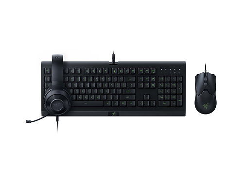 Razer Power Up Bundle (Cynosa Lite, Viper, Kraken X Lite)