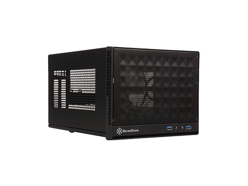 SilverStone SG13 (Black - Mesh Front Panel)