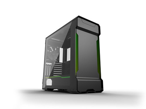 Phanteks Evolv X Glass (Satin Black)