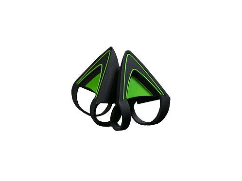 Kitty Ears for Razer Kraken (Green)
