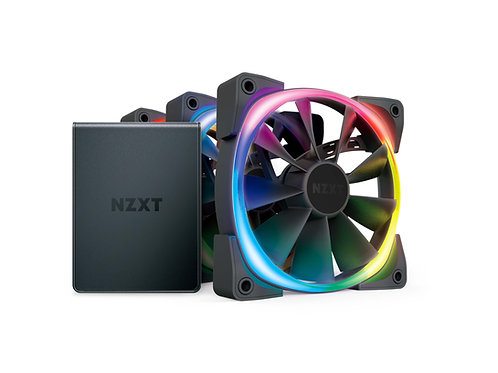 NZXT Aer RGB 2 Starter Kit (120mm x3)
