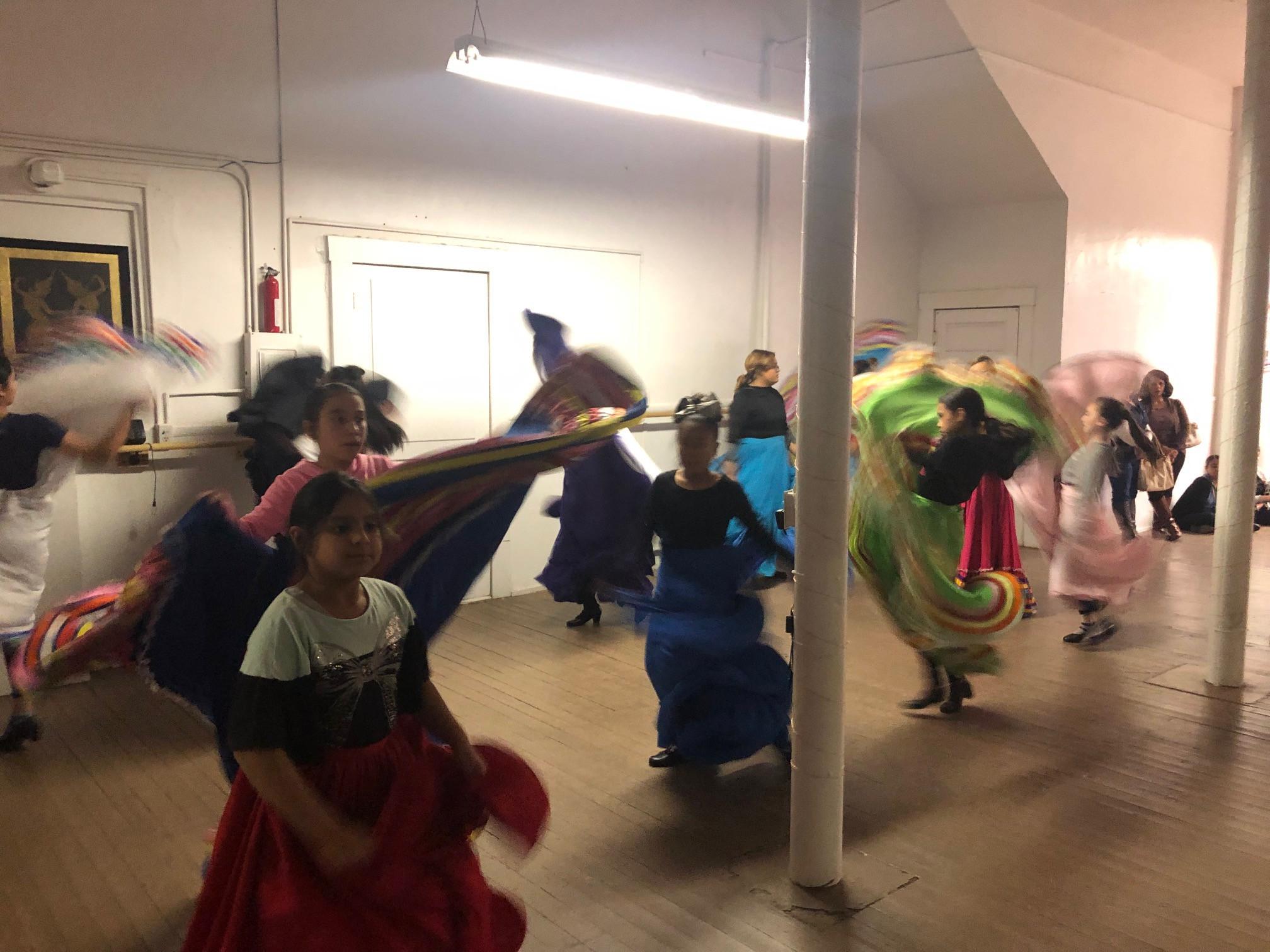 Level 2 Ballet Folklorico