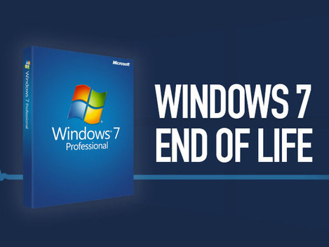 Windows 7 Coming to an end...