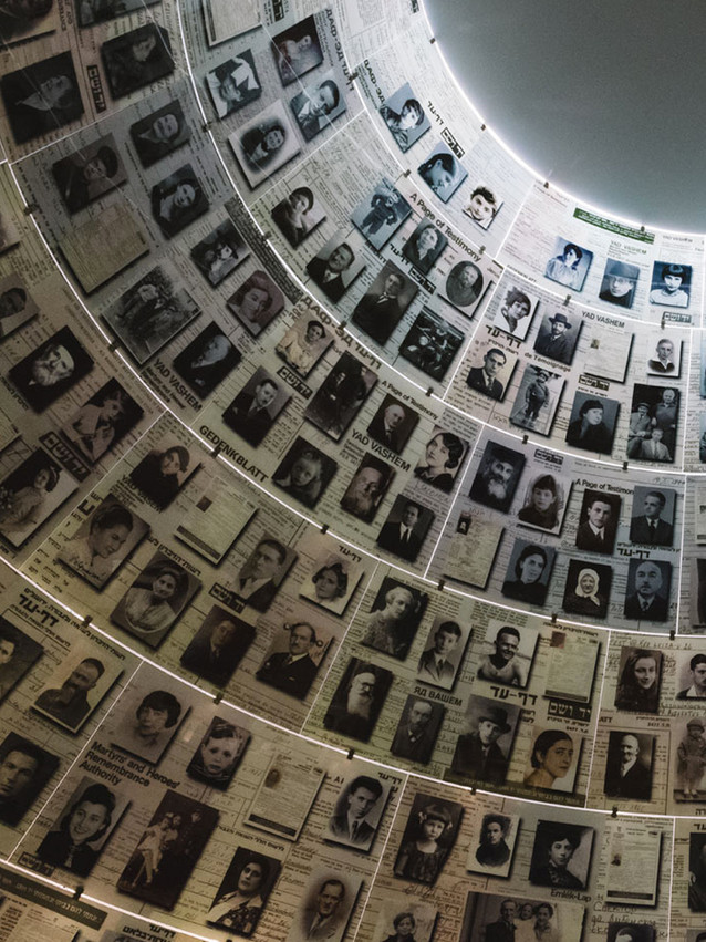 Holocaust Museums & Monuments