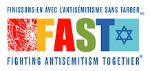 Fighting Antisemitism Together FAST Logo