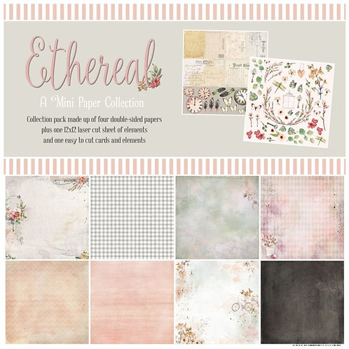 49 and market - Ethereal - mini paper collection pack