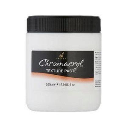 Chromacryl texture paste - 250ml