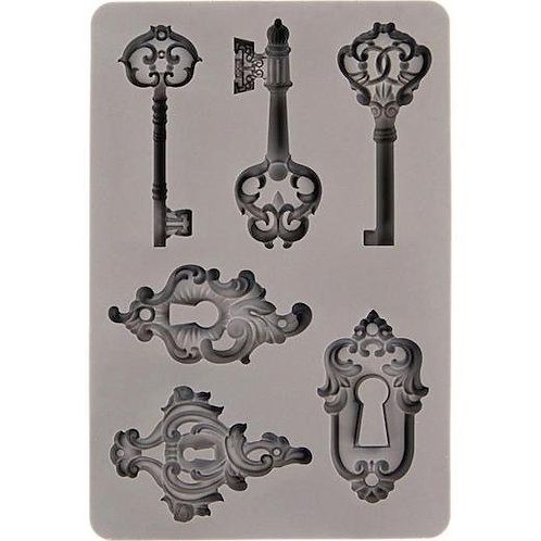 """Redesign Mould Keys Redesign with Prima Mould 8"""" x 5"""""""