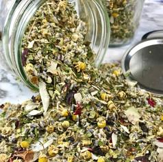 Organic Custom Blended Herbs