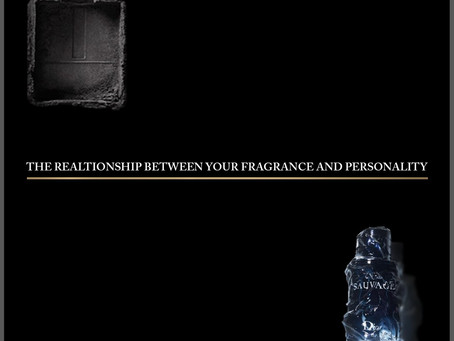 Fragrance is one of the most primal elements in fashion. Your fragrance defines you...............