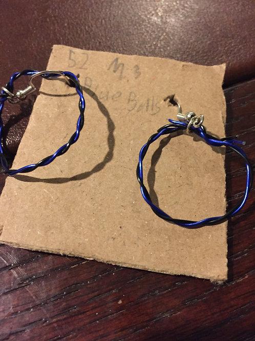 Blue Bells Earrings
