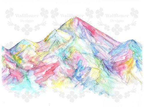 Mountain #1 - H