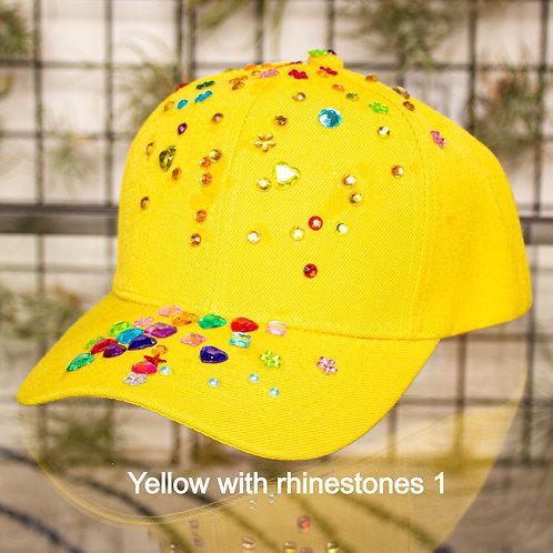 Wyatt's Designer Sparkle Hats