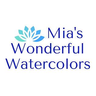 wonderful watercolors final - Mia Leonar