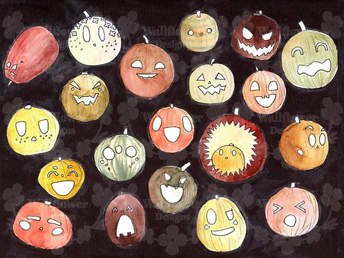 Pumpkins - H