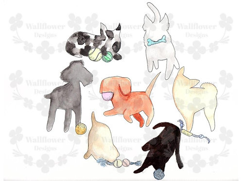Dogs - H