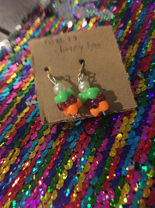 Cherry Tree Earrings