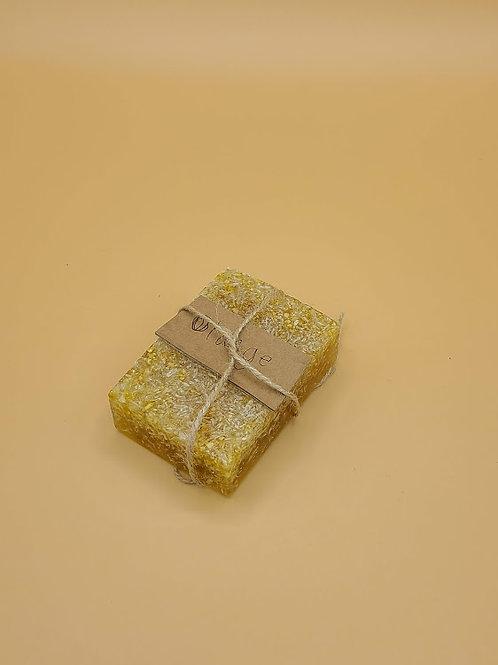 Orange Coconut Soap