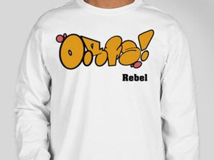 Oats Colored Long-Sleeved T-Shirt