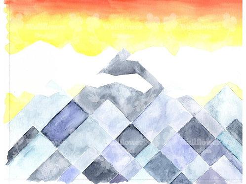Mountain #2 - H