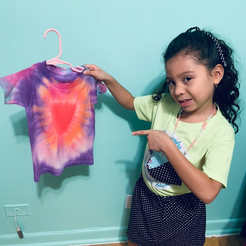 Tye Dye T-Shirts (youth)
