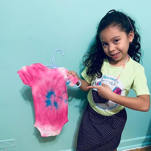 Tye Dye T-Shirts (infants)
