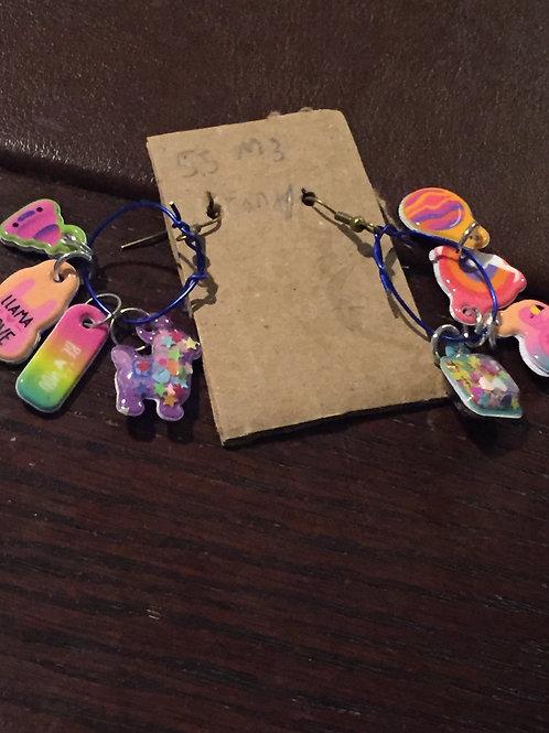 Candy Earrings