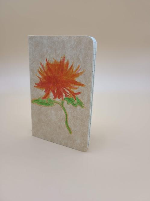 Festive Floral Notebook