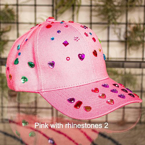 Sonia's Designer Sparkle Hats