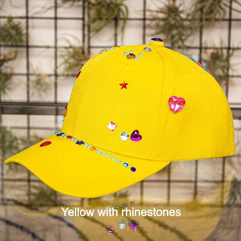 Shaurya's Designer Sparkle Hats