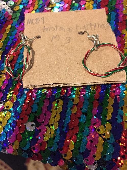Christmas Happiness Earrings