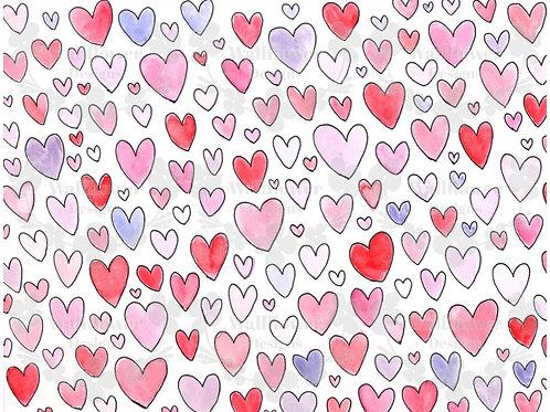 Hearts - H