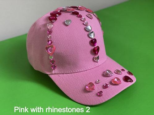 Ivy's Designer Sparkle Hats
