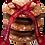 Thumbnail: Elisenlebkuchen mit Zartbitter und Zucker gemischt
