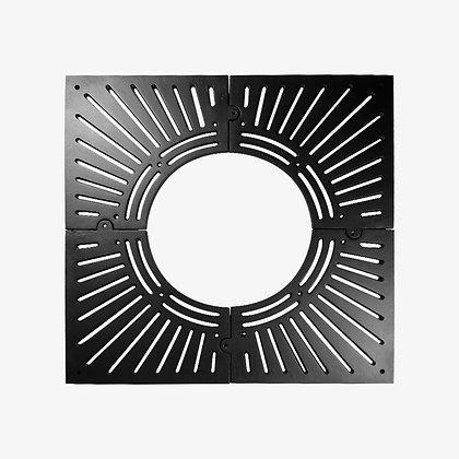 Приствольная решетка квадратная ПР1-1,2-0,6