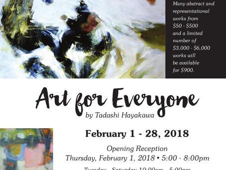 """Art for Everyone"""