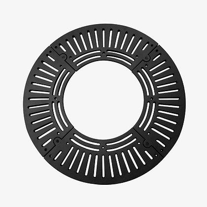 Приствольная решетка круглая ПР2-1,2-0,6