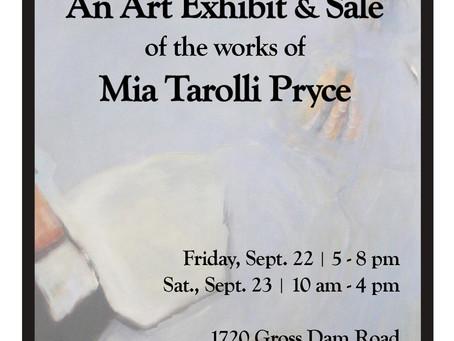 Time To Go: Exhibit & Sale