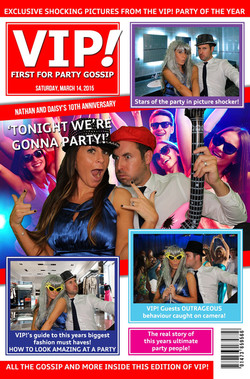 Herts Photo Booth Hire