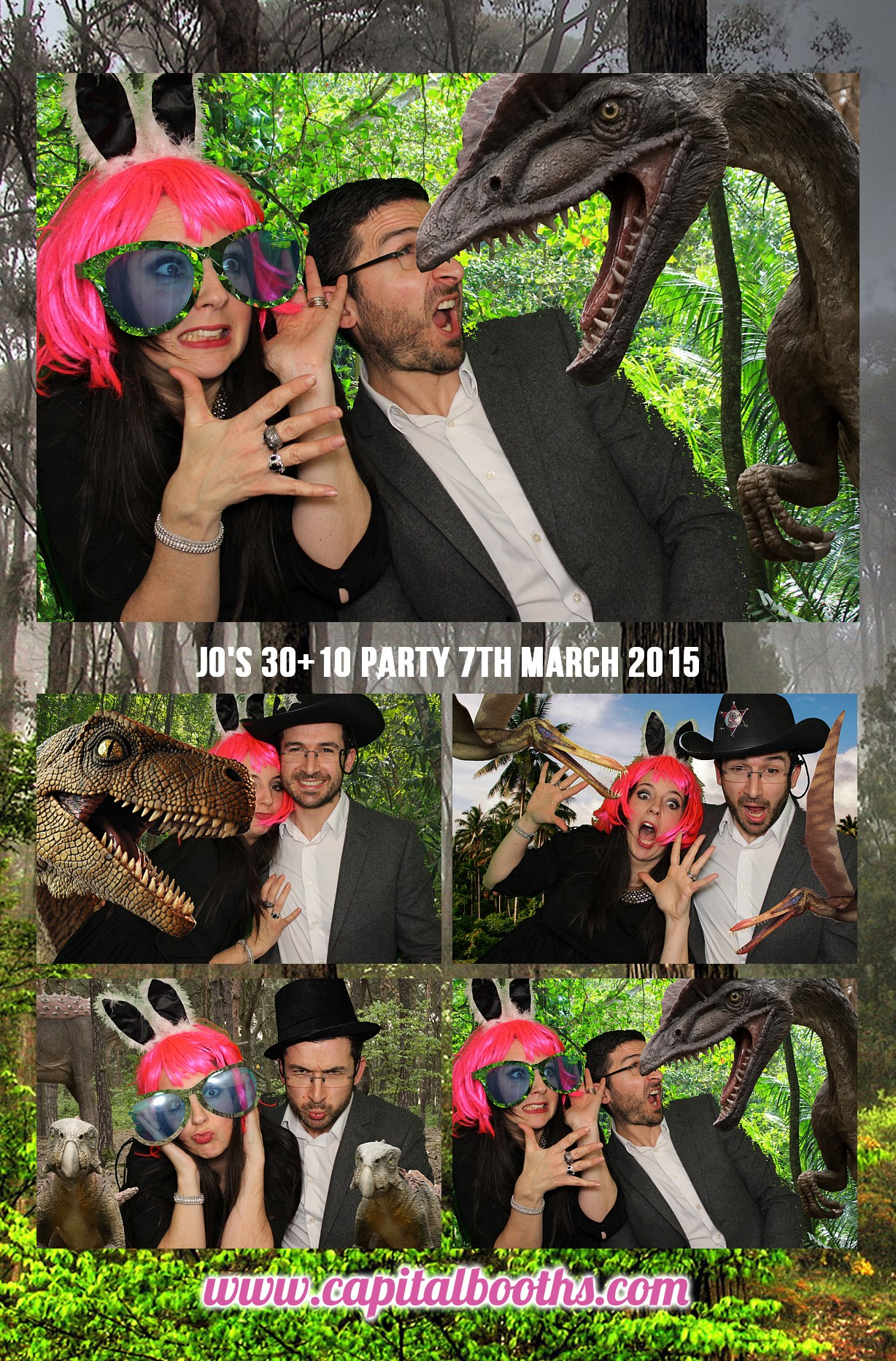 Photo Booth rental Herts