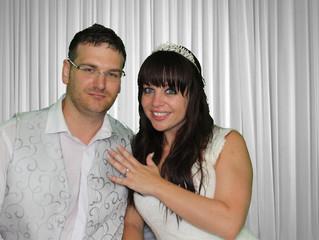 Dan and Chrissy Pinewood Studios