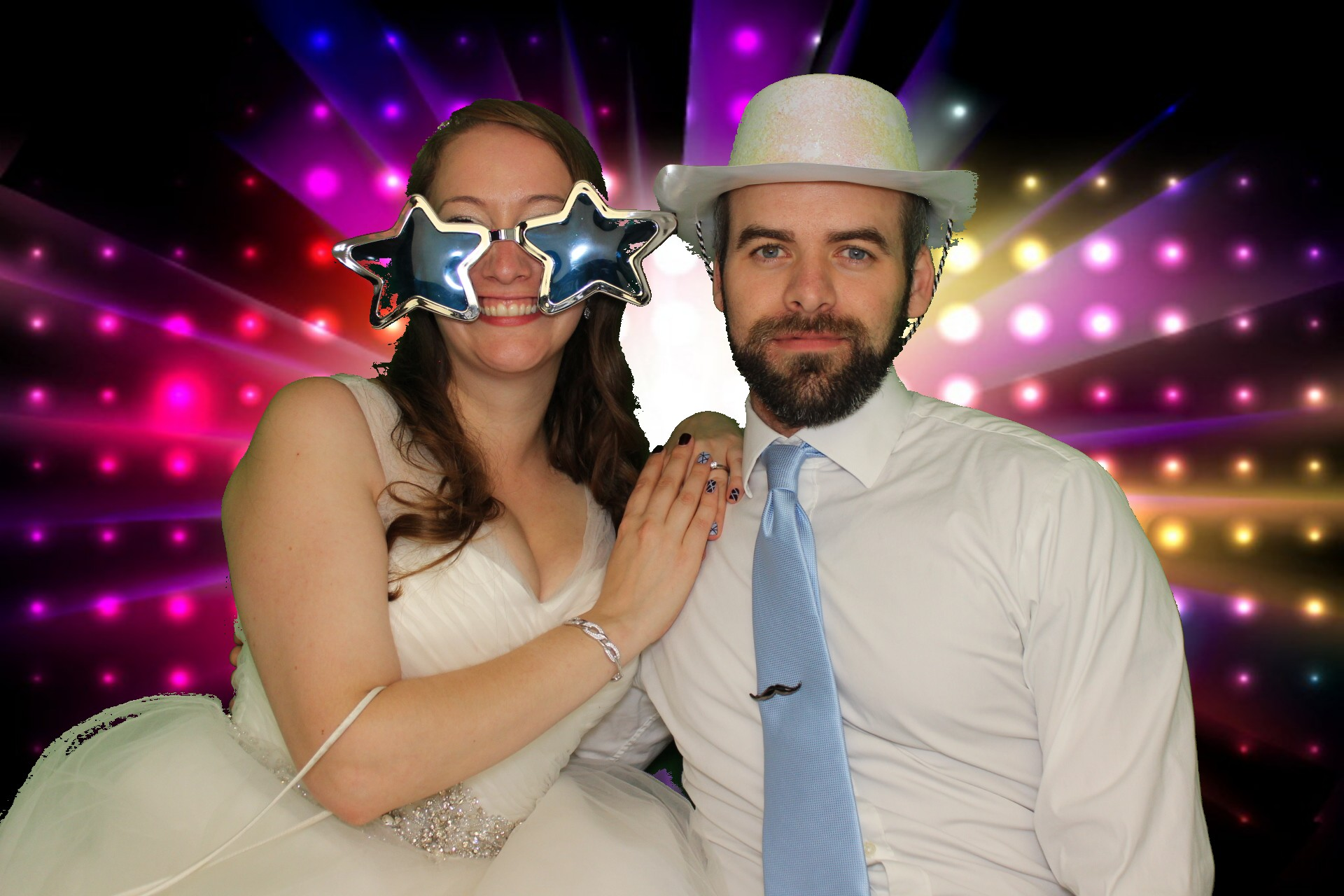London Photo Booth Wedding