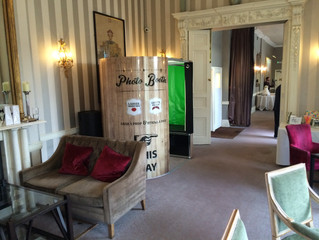 Photo Booth St Michael's Manor Hertfordshire St Albans