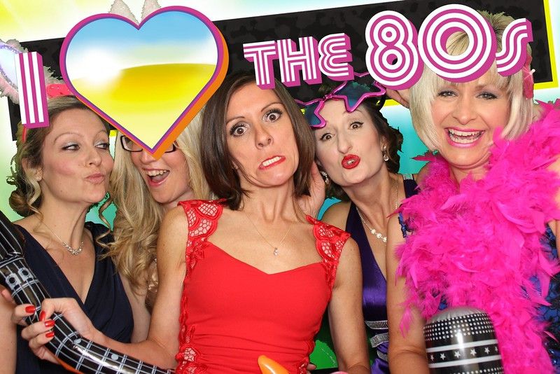 80's Photo Booth Hire