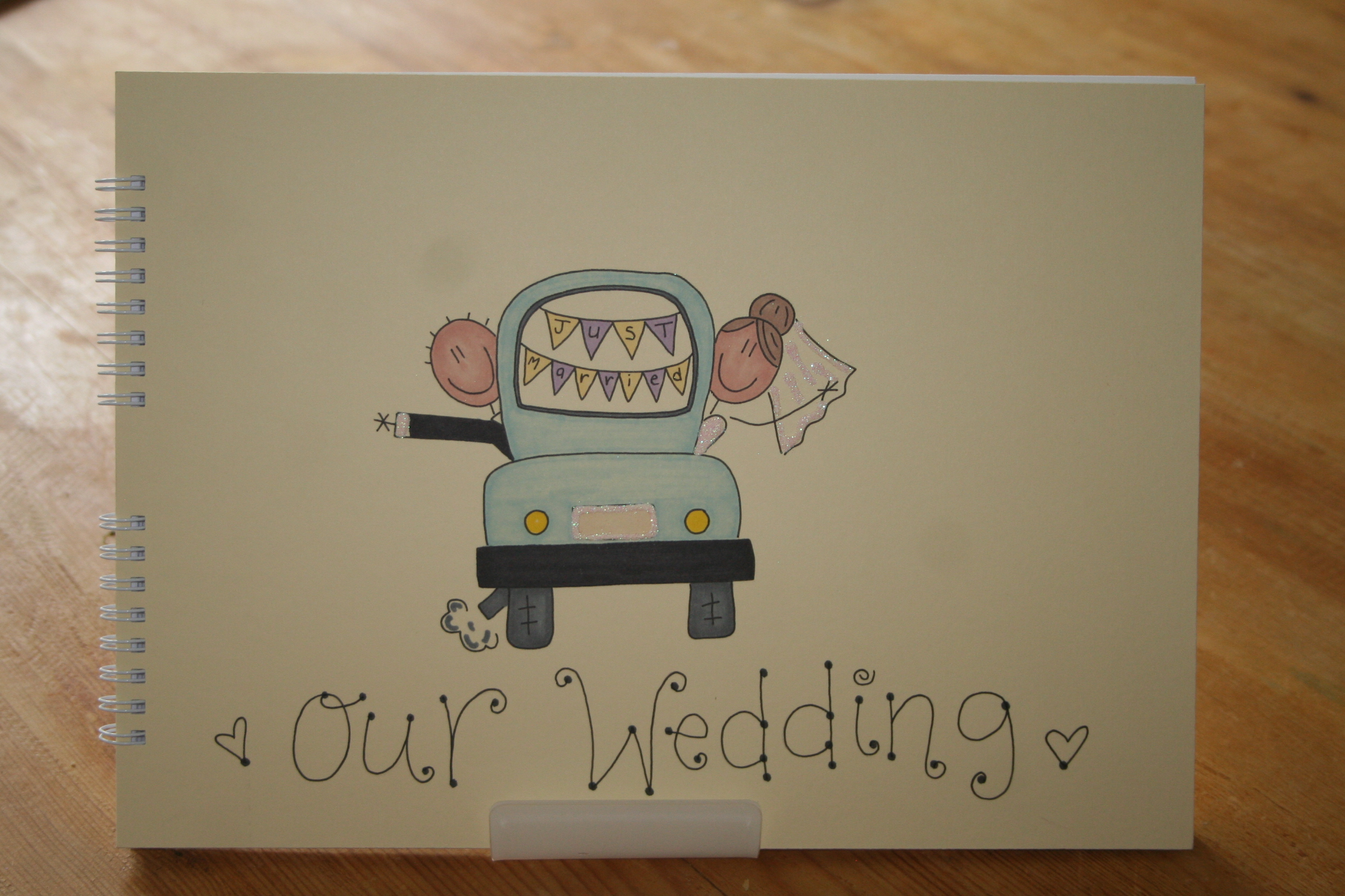 Wedding Car design
