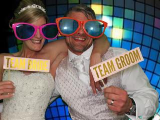 Congratulations Craig and Katherine