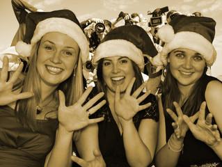 Waitrose Finance Christmas Party