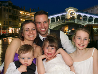 Congratulations Nathan and Daisy on your 10th Wedding Anniversary. Great party at the Bull Hotel, Bu