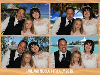 Paul and Nicola