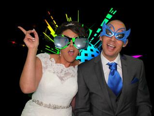 Congratulations David and Carolyn